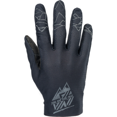 Pánské Enduro rukavice Silvini Gerano UA1806 black, Silvini