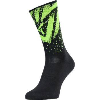 Cyklistické Enduro ponožky Silvini Nereto UA1808 black