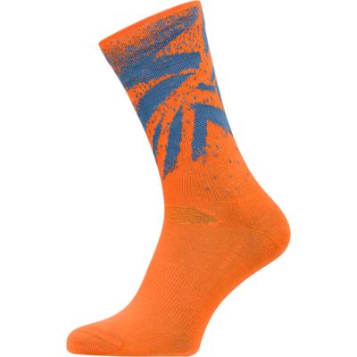 Cyklistické Enduro ponožky Silvini Nereto UA1808 orange
