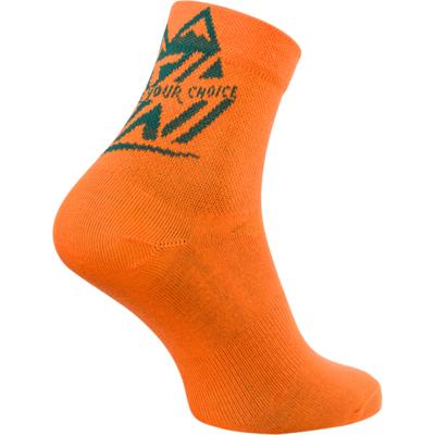 Cyklistické Enduro ponožky Silvini Orino UA1809 orange