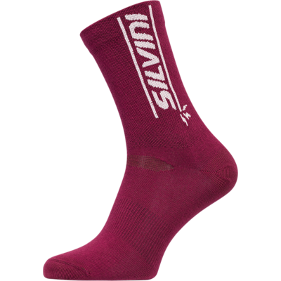 Cyklistické bikové ponožky Silvini Avella UA1815 punch/white II