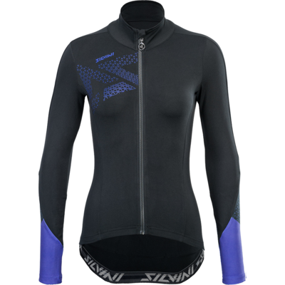 Dámská bunda Silvini Calvana WD1618 black/blue, Silvini