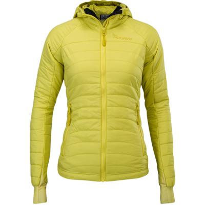 Dámská bunda Silvini CESI WJ1143 yellow