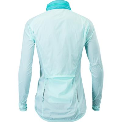 Dámská cyklistická bunda Silvini Gela WJ1617 turquoise, Silvini