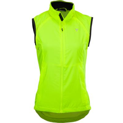 Dámská sportovní bunda Silvini Vetta WJ1623 neon, Silvini