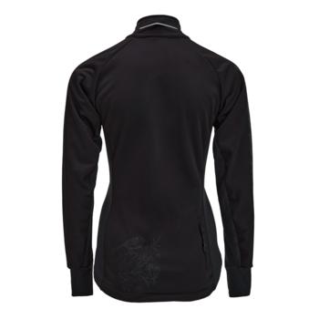Dámská softshellová bunda Silvini Monna WJ703 black, Silvini
