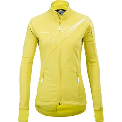 Dámská softshellová bunda Silvini Monna WJ703 yellow