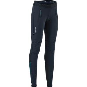 Dámské skialpové kalhoty Silvini Soracte WP1145 black/blue, Silvini