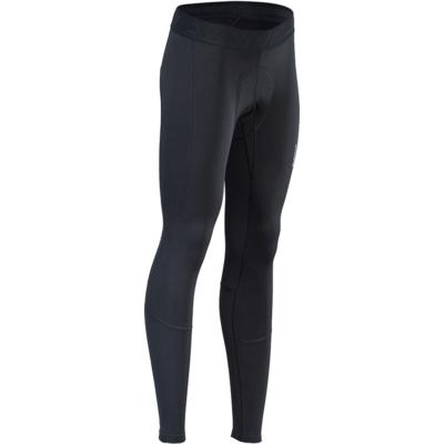 Dámské zimní cyklistické kalhoty s cyklovložkou Silvini Rapone Pad WP1732 black, Silvini
