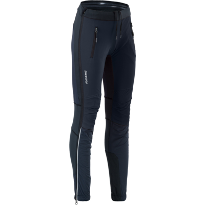 Dámské skialpové kalhoty Silvini Soracte Pro WP1744 black-cloud