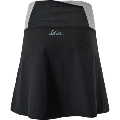 Dámská cyklistická sukně Silvini Salso WS1217 black, Silvini