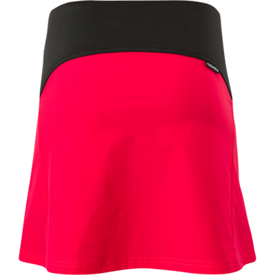 Dámská cyklistická sukně Silvini Invio WS1624 red, Silvini