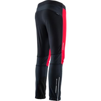 Dětské sportovní kalhoty Silvini Melito CP1329 black red, Silvini