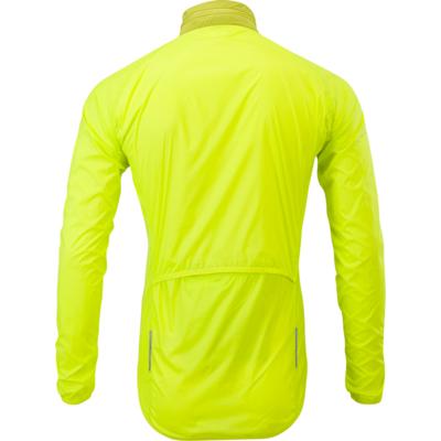 Pánská cyklistická bunda Silvini Gela MJ1607 lime, Silvini