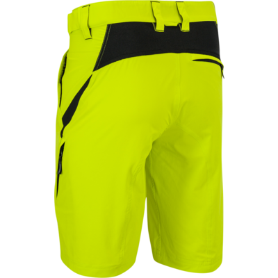 Pánské MTB cyklistické kalhoty Silvini ELVO Elvo MP809 lime, Silvini