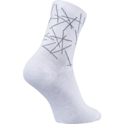 Cyklistické ponožky Silvini Aspra UA1661 white, Silvini