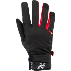Dámské rukavice Silvini Ortles WA1540 black-red