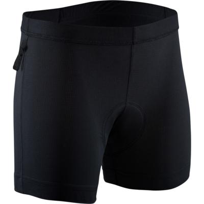 Dámské samostatné vnitřní šortky Silvini WP373V black