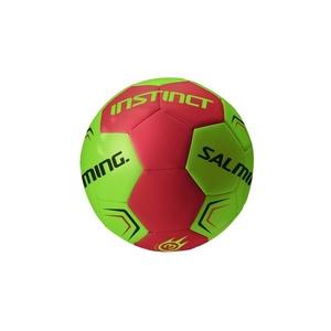 Házenkářský míč SALMING Instinct Handball Lime/Red, Salming