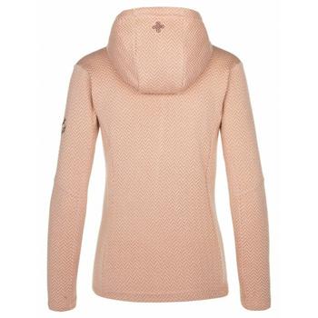Dámský hřejivý svetr Kilpi IRINA-W růžový, Kilpi