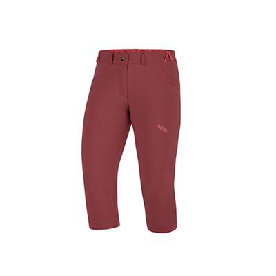 Outdoorové kalhoty Direct Alpine Iris Lady 3/4 palisander/brick, Direct Alpine