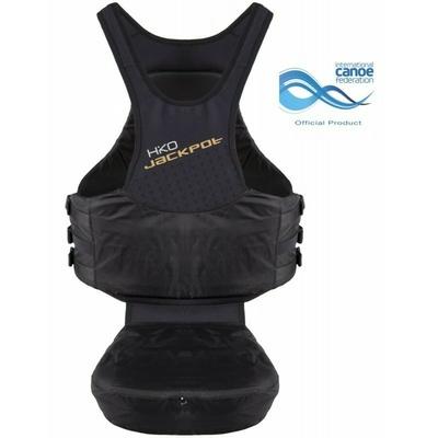 Plovací vesta Hiko Jackpot Slim Shift 14502S černá