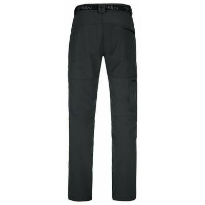 Pánské outdoorové kalhoty Kilpi JAMES-M černé, Kilpi