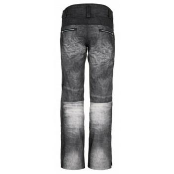 Dámské softshellové kalhoty Kilpi JEANSO-W černé, Kilpi