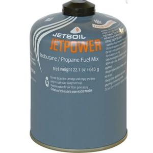 Kartuše Jetboil Jetpower Fuel 450g JETPWR-450-E
