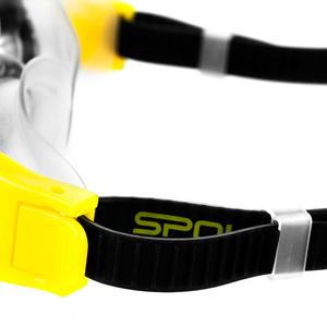 Plavecké brýle Spokey SIGIL černé, Spokey