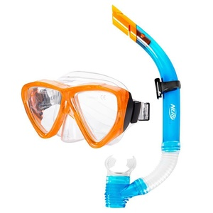 Potápěčská sada Spokey HASBRO JOURNAL modro-oranžová, Spokey
