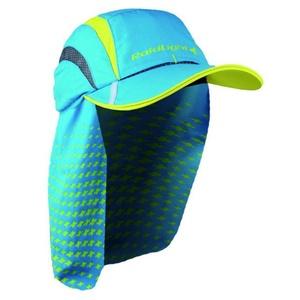 Běžecká kšiltovka Raidlight R-Light Cap Electric Blue/Yell, Raidlight