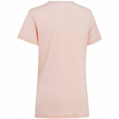 Dámské stylové triko s krátkým rukávem Kari Traa Tvilde 622450, růžová, Devold