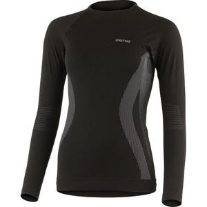 Dámské merino triko Lasting MAXA 9080 černé