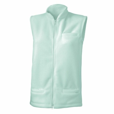 Dámská fleecová vesta Lasting NEMO-9090 tyrkysová, Lasting