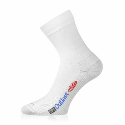 Ponožky funkční Lasting OPL-001 bílé