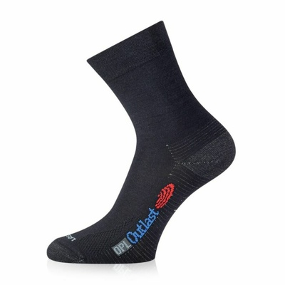 Ponožky funkční Lasting OPL-900 černé, Lasting