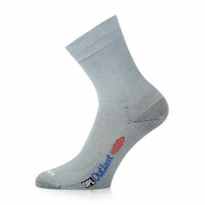 Ponožky funkční Lasting OPL-800 šedé, Lasting