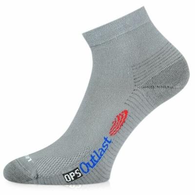 Ponožky funkční Lasting OPS-800 šedé, Lasting