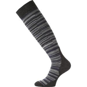 Ponožky Lasting SWP 805 šedé