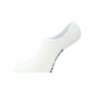 Ponožky merino Lasting FWF-001 bílé, Lasting