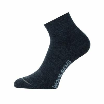 Ponožky merino Lasting FWP-816 šedé