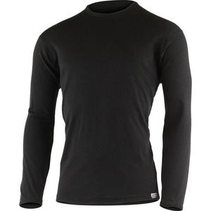 Pánské merino triko Lasting BELO 9090 černé, Lasting