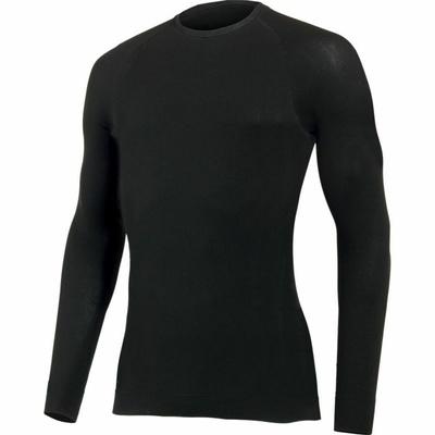Pánské funkční triko Lasting MOL-9090 černé, Lasting