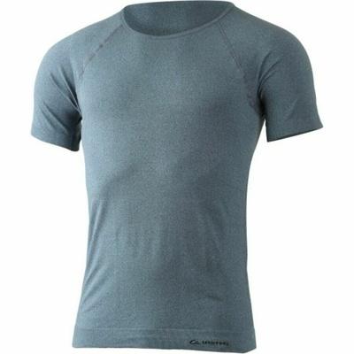 Pánské funkční triko Lasting MOS-5880 modrý melír