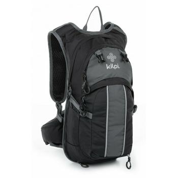 Cyklistický batoh 20 L Kilpi LENS-U černý, Kilpi
