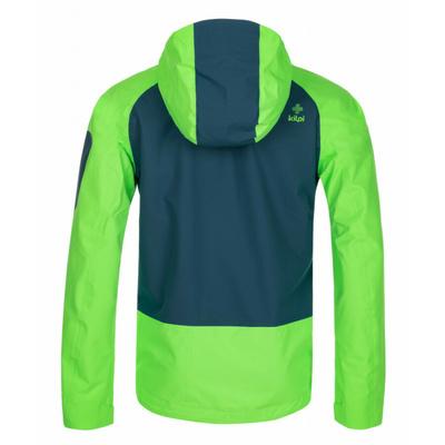Pánská membránová bunda Kilpi LEXAY-M zelená, Kilpi