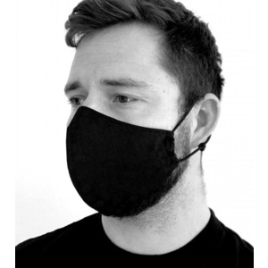 Bavlněná maska KAMA UNI