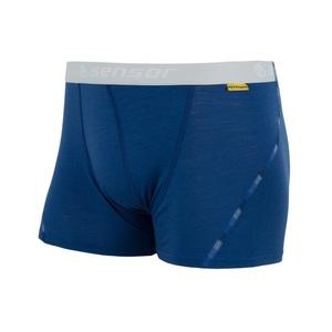 Pánské boxerky Sensor MERINO AIR tmavě modré 17200008, Sensor