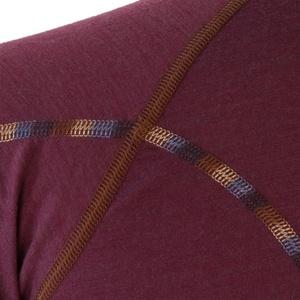 Pánské triko Sensor MERINO AIR tm. vínová 18200002, Sensor